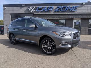 Used 2017 Infiniti QX60 for sale in Calgary, AB