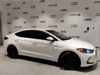 Used 2018 Hyundai Elantra GL **AUTOMATIQUE** 15429 KM SEULEMENT for sale in St-Eustache, QC