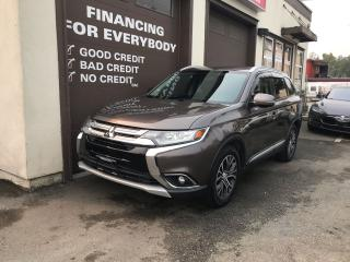 Used 2016 Mitsubishi Outlander SE for sale in Abbotsford, BC