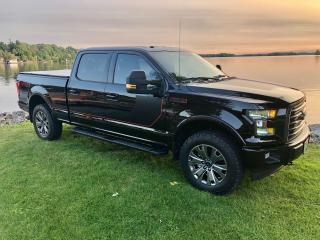 Used 2017 Ford F-150 XLT FX4 Special Edition Only 8600 km for sale in Perth, ON