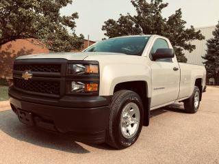 Used 2014 Chevrolet Silverado 1500 Long Box (Contractor Special) for sale in Mississauga, ON