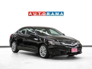 Used 2016 Acura ILX TECH PKG NAV LEATHER SUNROOF BACKUP CAM for sale in Toronto, ON