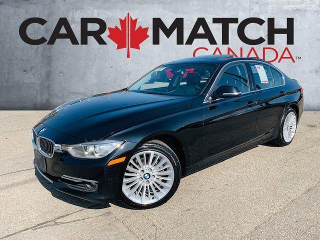 2014 BMW 3 Series 328i XDRIVE / ROOF / NAV / NO ACCIDENTS