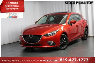 Used 2015 Mazda MAZDA3 GS| AUTOMATIQUE| SIÈGES CHAUFFANTS for sale in Drummondville, QC