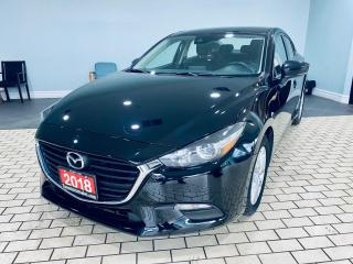 Used 2018 Mazda MAZDA3 GS I BACK UP CAMERA I ALLOY for sale in Brampton, ON