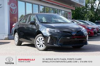 Used 2017 Toyota Corolla SE SIÈGES CHAUFFANT for sale in Pointe-Claire, QC
