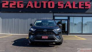 Used 2019 Toyota RAV4 LE|ACCIDENT FREE|BACKUP CAM|HEATED SEATS for sale in Brampton, ON