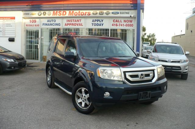 2009 Honda Pilot Touring NAVI / DVD / ACCIDENT FREE