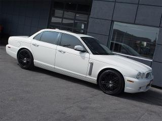 Used 2008 Jaguar XJR XJR|400hp|NAVI|LEATHER|ROOF|ALLOYS for sale in Toronto, ON
