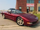 Photo of Burgundy 2003 Chevrolet Corvette