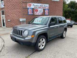 Used 2011 Jeep Patriot North/4X4/2.4L/ONE OWNER/NO ACCIDENT/SAFETY+WARRAN for sale in Cambridge, ON