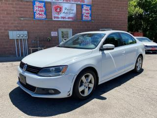 Used 2014 Volkswagen Jetta Highline/TDI/ONE OWNER/NO ACCIDENT/SAFETY+WARRANTY for sale in Cambridge, ON