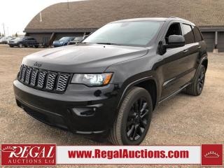 Used 2018 Jeep Grand Cherokee Laredo 4D Utility AWD 3.6L for sale in Calgary, AB