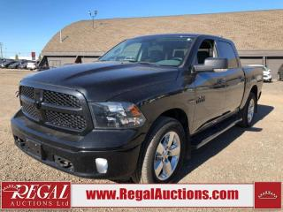 Used 2018 RAM 1500 Big Horn Crew Cab SWB 4WD 5.7L for sale in Calgary, AB