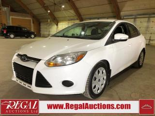 Used 2014 Ford Focus SE 4D Sedan for sale in Calgary, AB