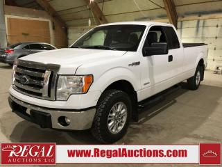 Used 2012 Ford F-150 XLT Supercab LWB 4WD for sale in Calgary, AB