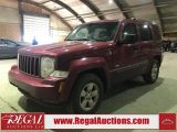 Photo of Red 2011 Jeep LIBERTY NORTH