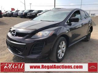 Used 2010 Mazda CX-7 4D Utility 4WD for sale in Calgary, AB