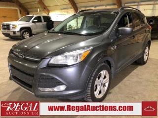 Used 2015 Ford Escape SE 4D Utility for sale in Calgary, AB