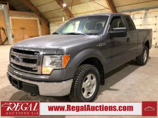 Used 2013 Ford F-150 2D SUPERCAB 4WD for sale in Calgary, AB