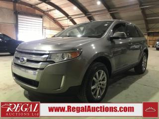 Used 2013 Ford Edge Limited 4D Utility AWD for sale in Calgary, AB