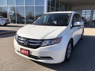 Used 2017 Honda Odyssey EX-L for sale in Winnipeg, MB