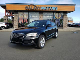 Used 2016 Audi Q5 2.0T KOMFORT - AWD, Heated Front Seats, Bluetooth for sale in Courtenay, BC