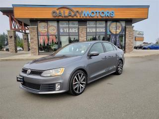 Used 2012 Volkswagen Jetta GLI Highline - Leather Interior, Navigation, Fender Premium Audio, Satellite Radio for sale in Courtenay, BC
