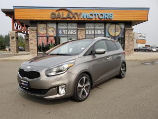 Used 2014 Kia Rondo EX - 7 Passenger, Navigation, Satellite Radio, Heated Front Seats for sale in Courtenay, BC