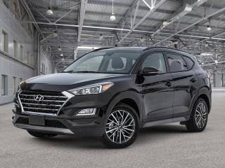 New 2021 Hyundai Tucson Luxury AWD ***0.99% FINANCE FOR 84 MONTHS ON ALL 2021 TUCSON!*** for sale in Winnipeg, MB