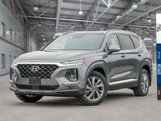 New 2020 Hyundai Santa Fe PREFERRED SUN & LEATHER AWD for sale in Winnipeg, MB
