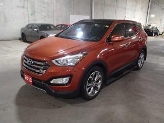 Used 2013 Hyundai Santa Fe Sport LTD AWD NAVI ** FREE WINTER TIRES & RIMS INC!! ** for sale in Nepean, ON