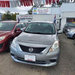 Used 2012 Nissan Versa Sedan 1.6 SV for sale in Toronto, ON