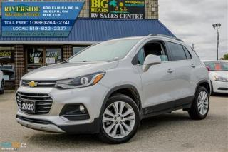 Used 2020 Chevrolet Trax Premier for sale in Guelph, ON