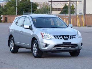 Used 2011 Nissan Rogue LOW KMS,POWER OPTIONS,BLUETOOTH,CERTIFIED for sale in Mississauga, ON