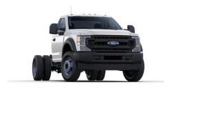 New 2020 Ford F-550 Super Duty DRW F-550 XL for sale in Aurora, ON