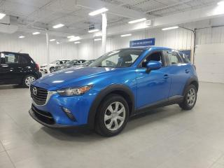 Used 2016 Mazda CX-3 GX AWD - CAMERA RECUL + JAMAIS ACCIDENTE !!! for sale in Saint-Eustache, QC