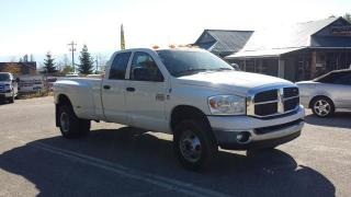Used 2008 Dodge Ram 3500 SLT QUAD CAB 4WD DRW for sale in West Kelowna, BC