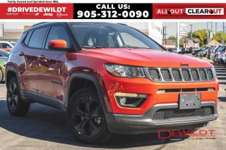 Used 2020 Jeep Compass ALTITUDE | 4X4 | NAVIGATION | for sale in Hamilton, ON