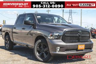 New 2020 RAM 1500 Classic NIGHT EDITION | SPORT HOOD | HITCH | for sale in Hamilton, ON