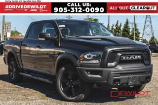 New 2020 RAM 1500 Classic WARLOCK | SIDE STEPS | SUNROOF | NAV | for sale in Hamilton, ON