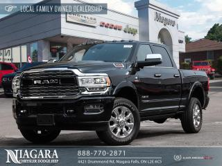 Used 2019 RAM 2500 Limited | Sunroof for sale in Niagara Falls, ON