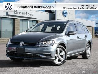 Used 2018 Volkswagen Golf Sportwagen 1.8T Trendline 6sp at w/Tip for sale in Brantford, ON