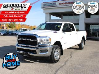 Used 2019 RAM 2500 Big Horn - Towing Package for sale in Selkirk, MB