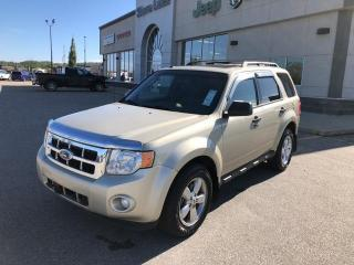 Used 2012 Ford Escape XLT 4X4,LEATHER,REMOTE START,SUNROOF for sale in Slave Lake, AB