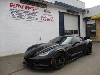 Used 2016 Chevrolet Corvette Z06 C7R Edition for sale in Swift Current, SK