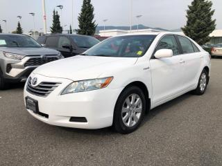 Used 2009 Toyota Camry HYBRID Base for sale in North Vancouver, BC