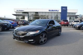 Used 2017 Honda Accord Touring - 45000KM for sale in Port Coquitlam, BC