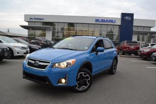 Used 2016 Subaru XV Crosstrek TOURING PACKAGE for sale in Port Coquitlam, BC