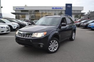 Used 2011 Subaru Forester 2.5 X Touring Package MANUAL for sale in Port Coquitlam, BC